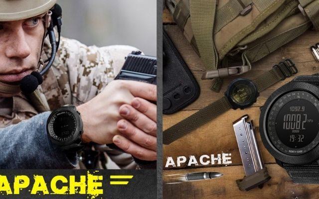 caracteristicas de un reloj militar