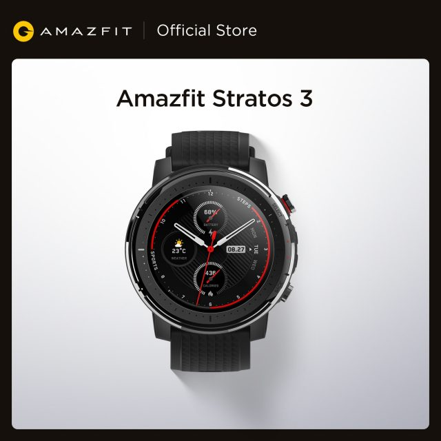 Reloj inteligente Xiaomi Amazfit Stratos 3